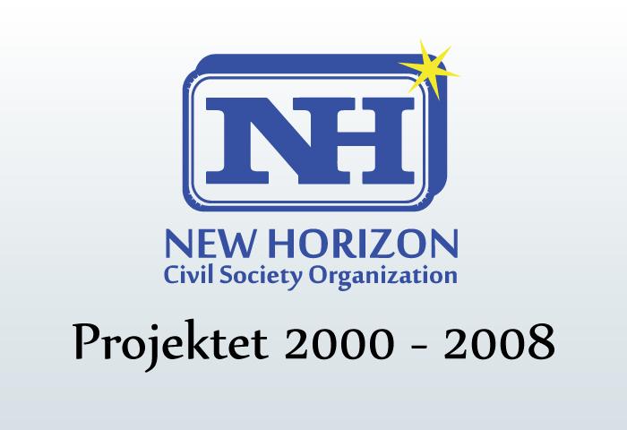 Projekti 2000-2008