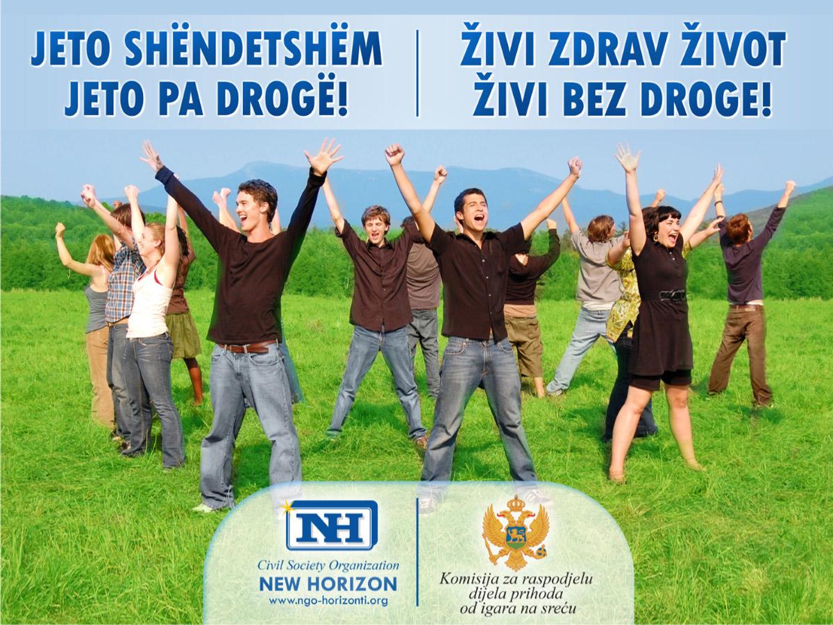 Problemet e narkomanisë tek të rinjtë në Ulqin 2009 (Rezultatet e hulumtimit)