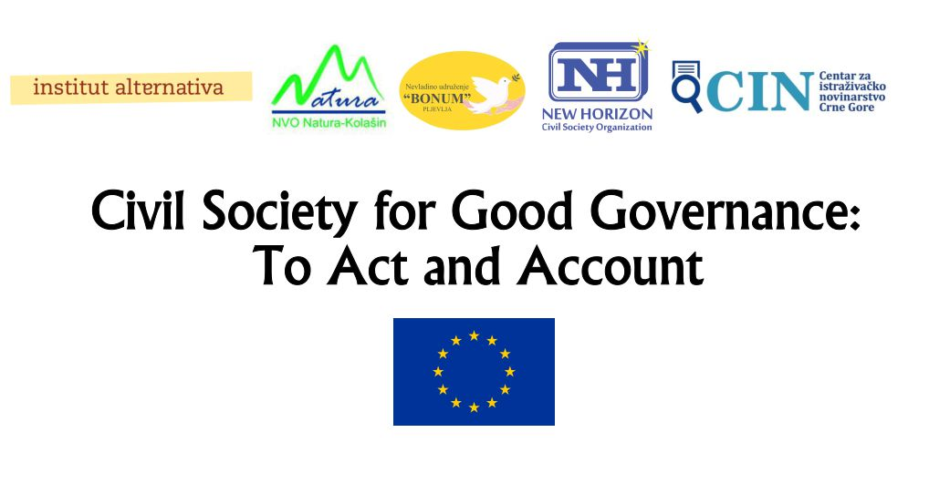 Civil Society for Good Governance