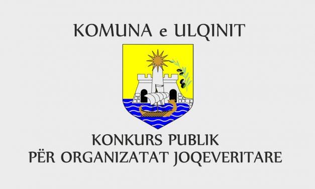 Konkurs publik për organizatat joqeveritare