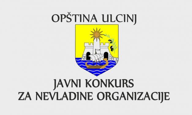 Javni konkurs za nevladine organizacije