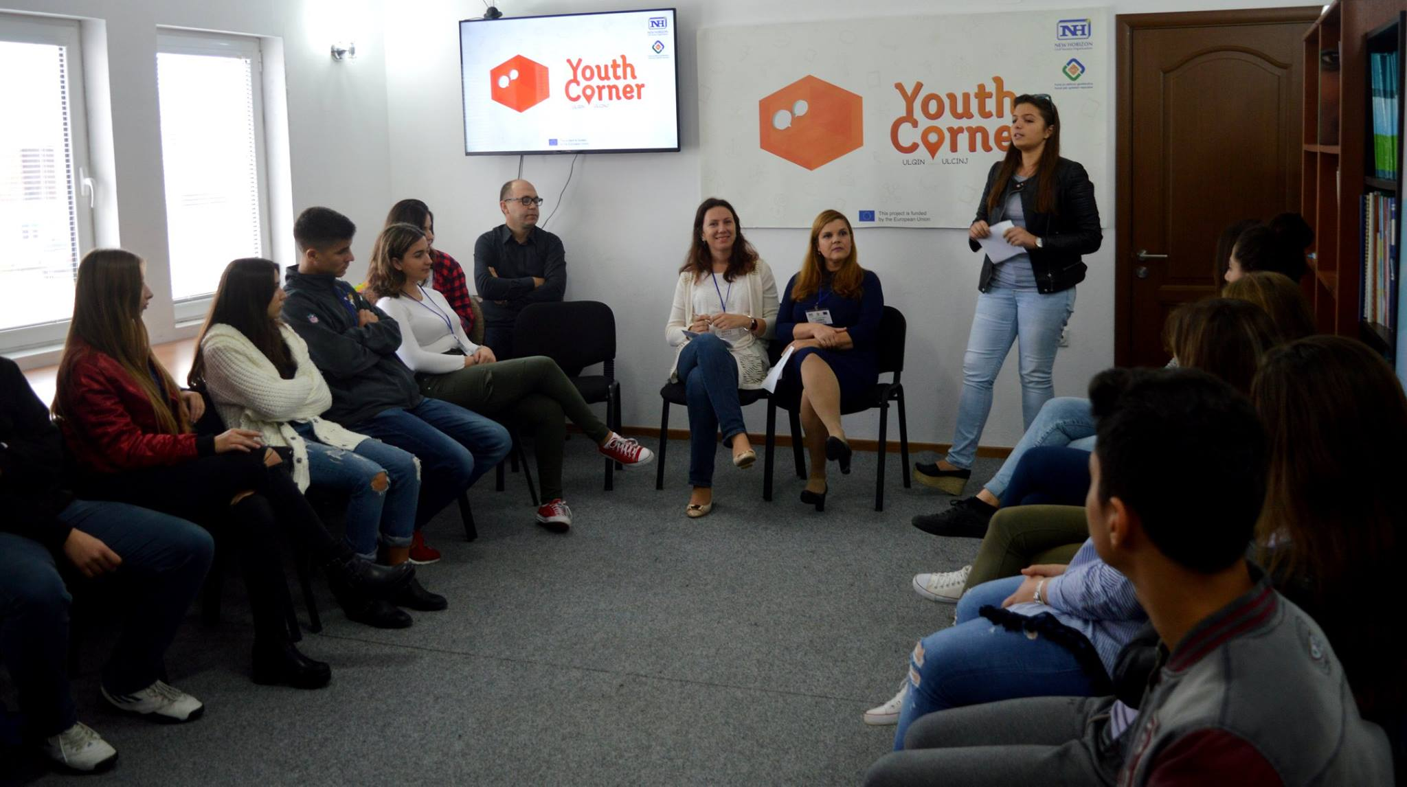 Youth Corner workshop 2