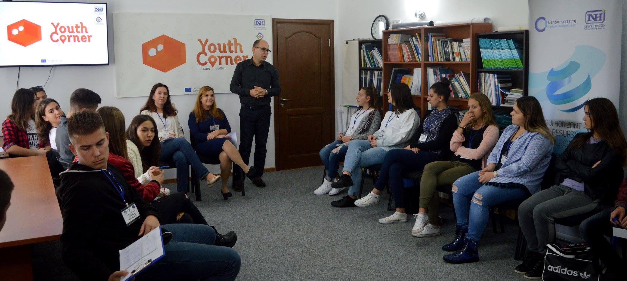 Youth Corner workshop 3