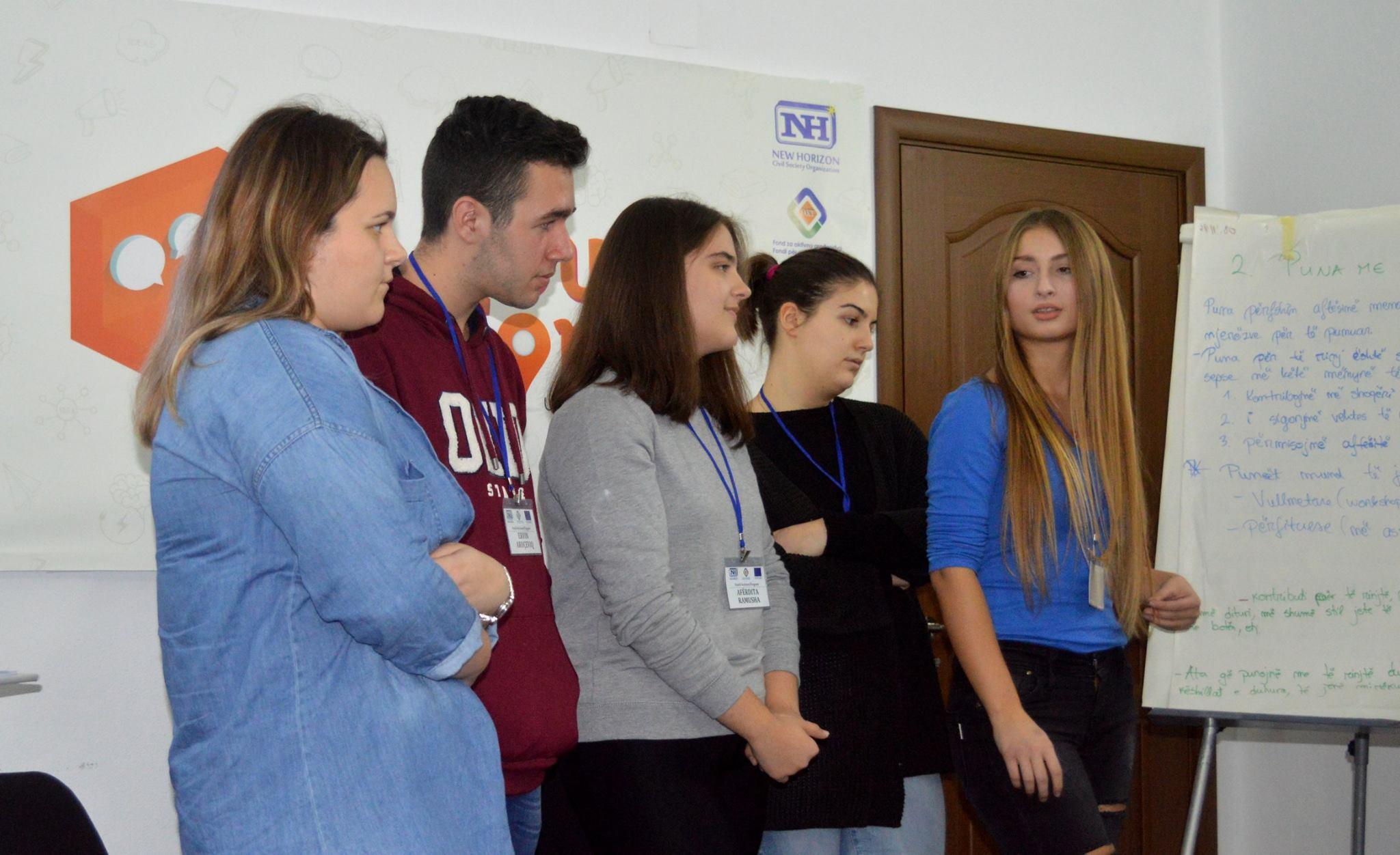 Youth Corner workshop 6