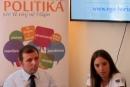 Rezultatet e hulumtimit Conference Politika 06
