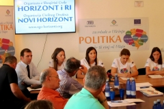 Rezultatet e hulumtimit Conference Politika 02