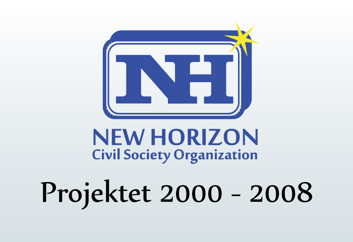 Projektet 2000-2008