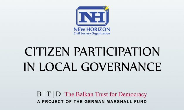 Citizen participation in local governance