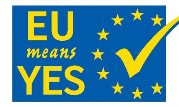EU znači DA