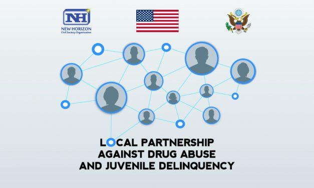 Lokalno partnerstvo u borbi protiv zloupotrebe droga i maloljetničke delikvencije