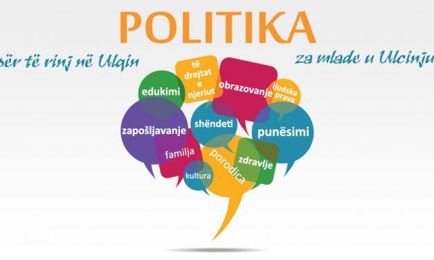 Politika za mlade u Ulcinju