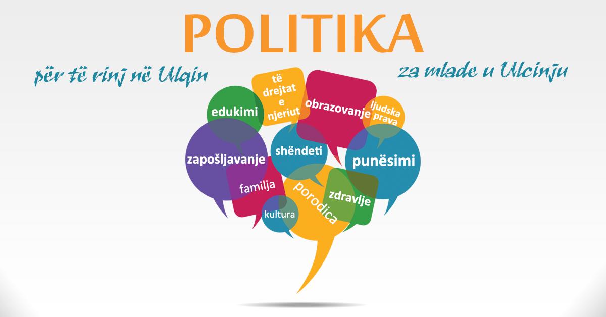 Politika për të rinj në Ulqin