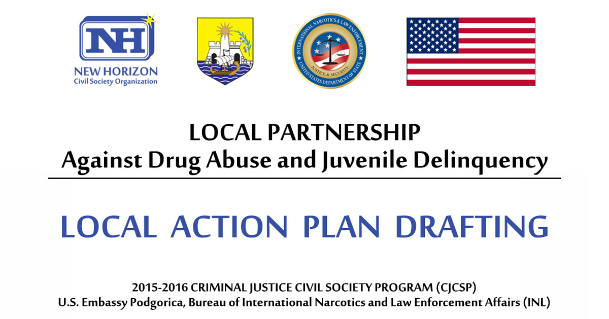 Local Drafting Plan for Preventing Drug Addiction