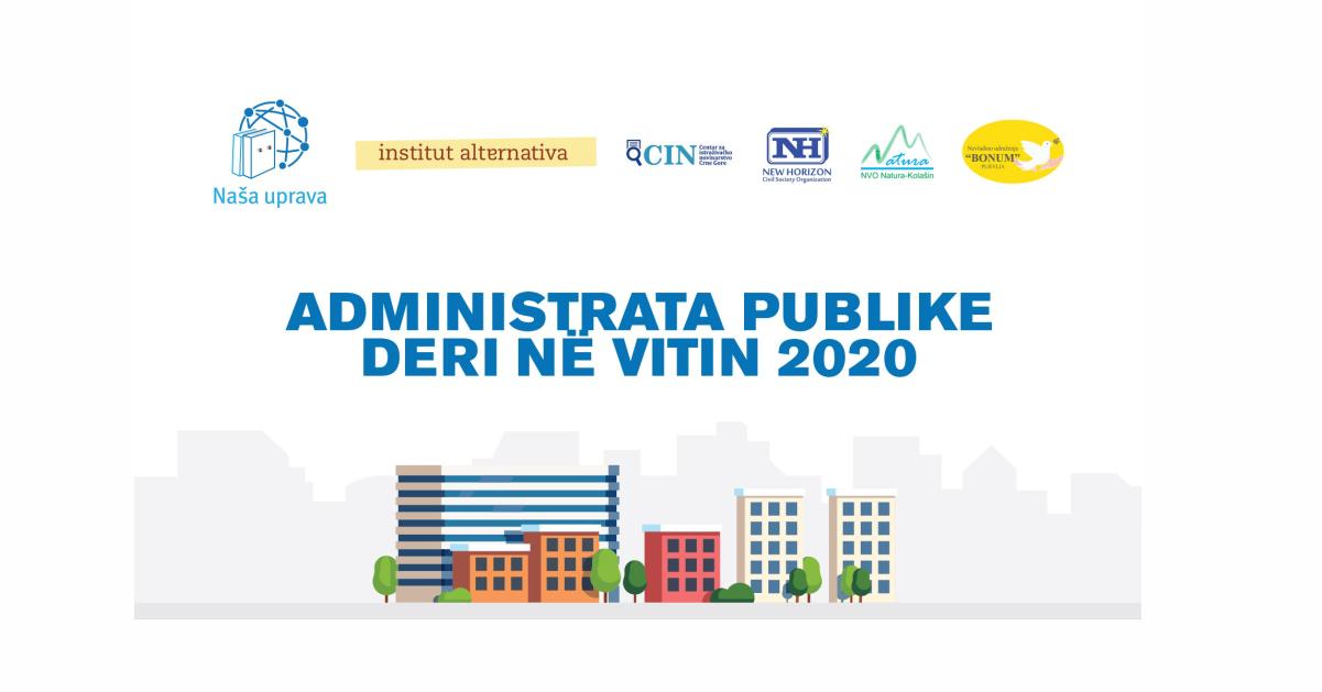 REFORMA E ADMINISTRATËS PUBLIKE DERI NË VITIN 2020