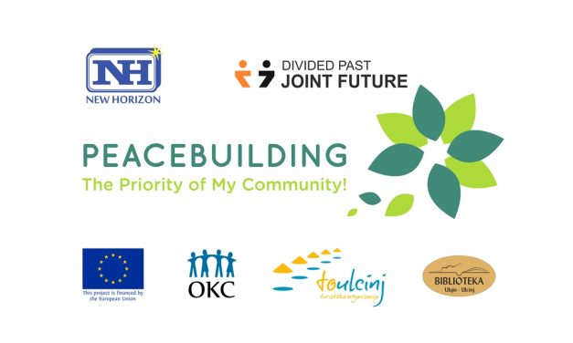 PEACEBUILDING – THE PRIORITY OF MY COMMUNITY!