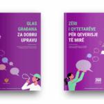 Publikacija: GLAS GRAĐANA ZA DOBRU UPRAVU
